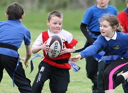After School Clubs - Tag Rugby